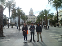 Sightseeing in the beautiful Cadiz!