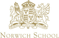 norwich school crest (VECTORgold)