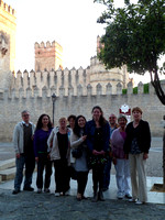 Visiting the Castle- Discover Spain