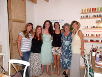 1. Inge's bachelorette party  in Spain